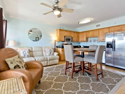 Photo for Great Location! Perfect for 3 Couples or Families, Less Than 1 Block to Beach