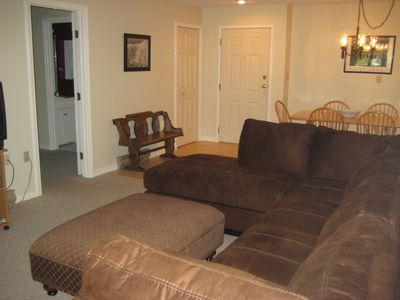 Photo for 2BR Condo Vacation Rental in Lincoln, New Hampshire