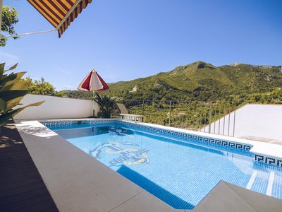Photo for Monteverde Holiday Accommodation loft with private pool for families and stop