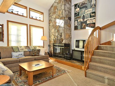 Photo for Cute 2 bedroom condo located in the heart of Canaan Valley, WV ski country!
