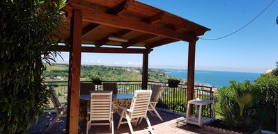 Photo for 2BR Apartment Vacation Rental in San Vito Chietino, Abruzzo