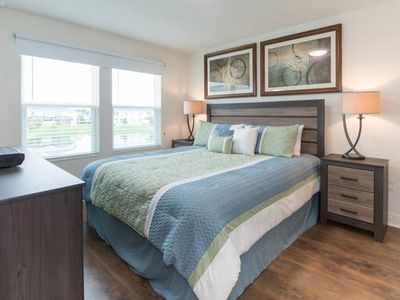 Photo for GARDE HOUSE at COMPASS BAY with JACUZZI