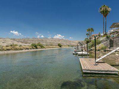 Photo for ON RIVER, (1925) NICE BIG RIVERFRONT HOME, SLEEPS 12