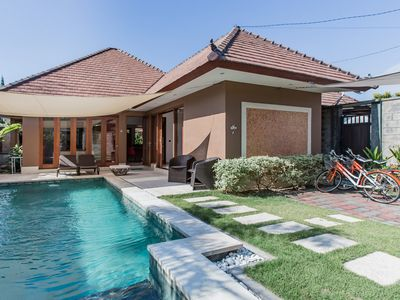 Photo for Exciting Luxury 2 Bedrooms Pool Villa close to the Beach