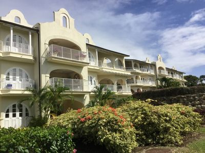 Photo for Luxury one bedroom penthouse apt,on Royal Westmoreland Golf complex St James