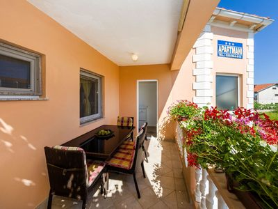 Photo for Apartment 2090  A2(4)  - Nin, Zadar riviera, Croatia