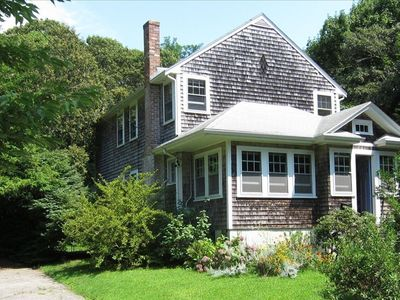 Photo for Family-Friendly Vacation Home in Charming Woods Hole