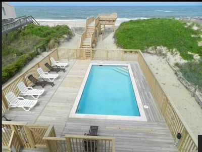 Photo for Loaded Family Oceanfront South Nags Head OBX !