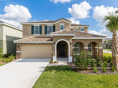 Photo for DISCOUNTS AVAILABLE – Solterra – 5 Bed - NO RESORT FEES, Lazy River, Waterslides