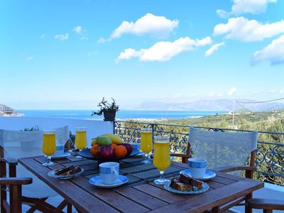 Photo for Gramvousa Moonshine 3BD/2BR House in West Crete