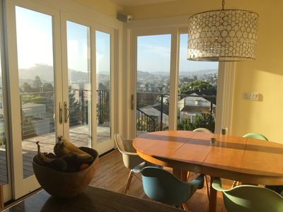 Photo for Wonderful Family-Friendly Home (With Beautiful Views) In The Heart Of Noe Valley