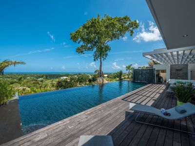 Photo for Casa Q for 13 in Puerto Plata, with stunning ocean views! (Caribbean Casas)