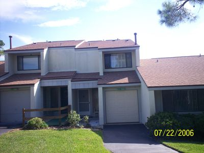 2 Story Townhome With Golf Cart Garage