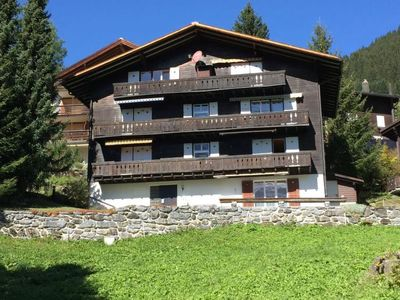Photo for Apartment Träumli in Mürren-Gimmelwald - 3 persons, 1 bedrooms