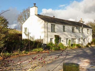 Photo for 3 VALE VIEW, family friendly, with open fire in Hawkshead, Ref 25709
