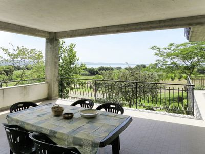 Photo for Apartment L'Orto e le Rose (BOL328) in Lago di Bolsena - 7 persons, 3 bedrooms