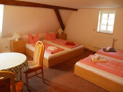 Photo for Family Rooms - Waldgasthof Bad Einsiedel