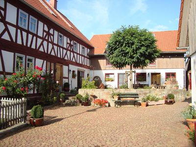 Photo for Cozy apartment with sauna at the foot of the Rhön, Eichenzell
