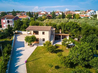 Photo for Holiday house Fažana for 1 - 9 persons with 3 bedrooms - Detached holiday house