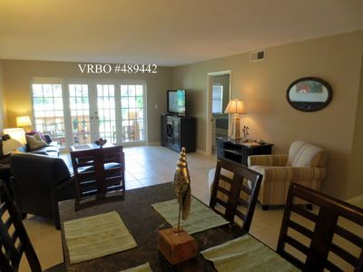 Photo for Vero's Finest Location! - 170 Steps From Boardwalk/Beach