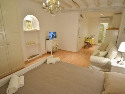 Photo for 4 Star Old Town Studios Villa Rossella 4 in the heart of Rovinj