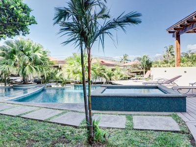 Photo for Family friendly Costa Rican getaway w/ a full kitchen, shared pool, & hot tub