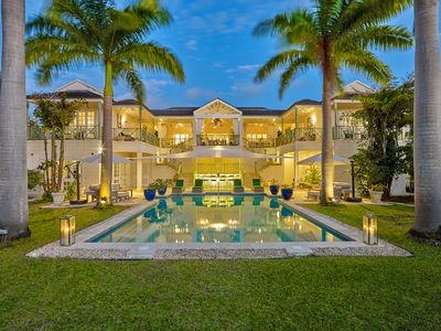Luxury Five Bedroom Villa on Barbados' West Coast- Ministry Of Health APPROVED