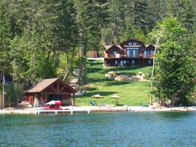 Photo for 4BR House Vacation Rental in Lakeside, Montana