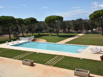 Photo for Masseria Samali with swimming pool in the heart of Salento