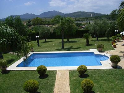Photo for Casa Margarita, 5 Bed Villa set in wonderful tropical gardens with large pool