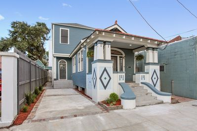 Completely renovated 1940's Arts and Crafts.