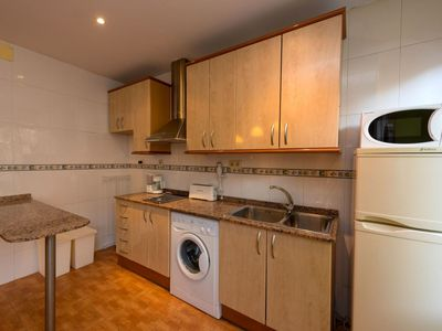 Photo for Apartment 592 m from the center of Barcelona with Lift, Internet, Washing machine, Air conditioning (300509)