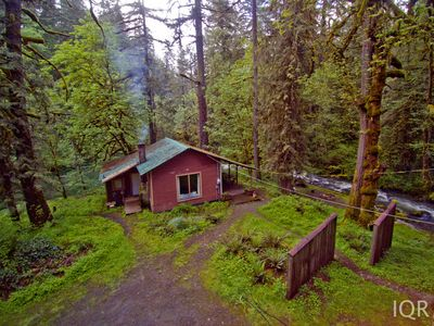 Photo for 1BR Cabin Vacation Rental in Molalla, Oregon