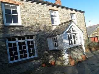 Photo for Converted 5-bed Farmhouse, 2 Miles From Crackington Haven Beach