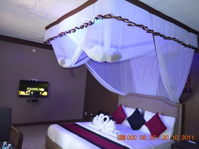 Photo for Saffron Beach Bistro & Cottages - Executive Room 1