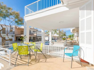 Photo for YourHouse Can Miquel - Beach apartment with air conditioning