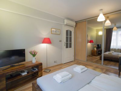 Photo for Apartment Royal Route Residence in Warszawa - 2 persons, 1 bedrooms