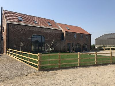 Photo for Contemporary Barn Conversion in the heart of the Vale of York