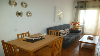 Photo for Costamar 4 - 1 bed with fabulous sea views