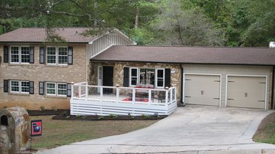 Photo for **9 Min. to STADIUM** Renovated UGA Inspired Home + RV Parking--See Description