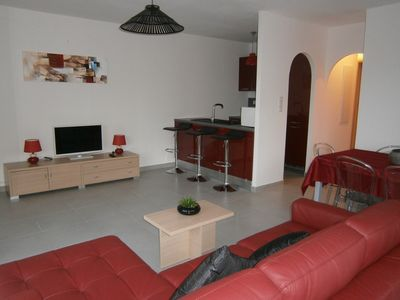 Photo for AIR CONDITIONED APARTMENT IN LUXURY RESIDENCE
