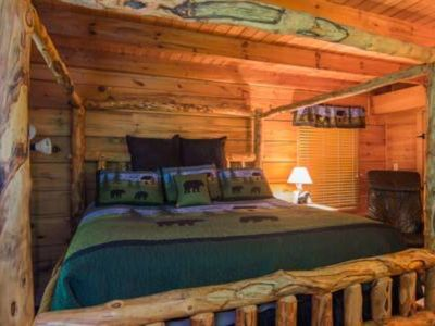 Photo for Secluded, Sleeps 11, NFL Sunday, Free WiFi & Arcade, With Fishing & Pool Access!