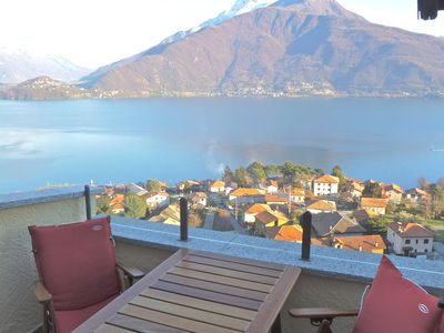 Photo for 1BR Apartment Vacation Rental in Pianello del Lario