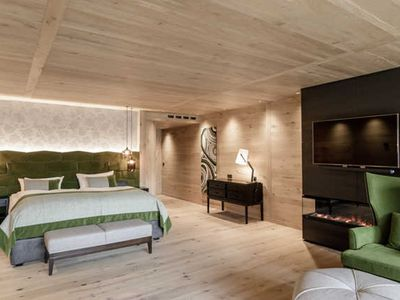 Photo for Cocoon Spa Suite (80m²) - The alpine power place - Alpenrose / Cocoon Lodge
