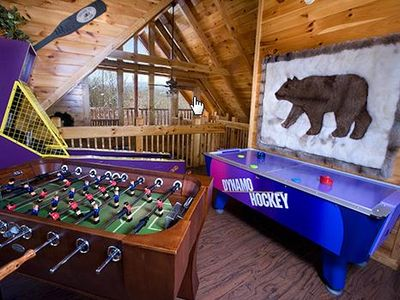 Bear Envy in Pigeon Forge #unforgettable 2 bedroom w/ Gameroom & Full Theater!