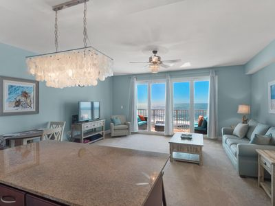 Photo for Brand New 2BD/2BA Highrise Resort w/ 5 Pools! Fantastic Ocean View!