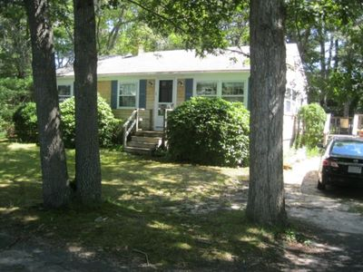 Photo for Cape cottage walking distance to the beach..