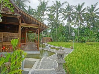 Photo for Country Style Villa & Ricefield Views!