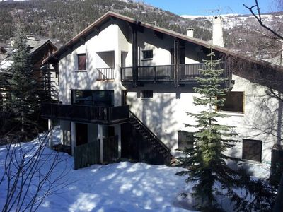 Photo for Rental Apartment Serre-chevalier vallée 8 people