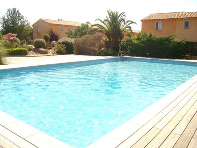 Photo for MINIVILLA CLIMATISEE CLOSE TO BEACH, SHOPS IN ST CYPRIEN OF PORTO VECCHIO